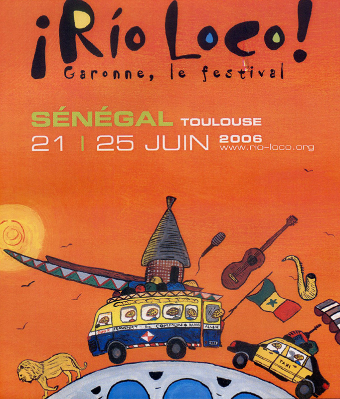 31 EVENT RIO LOCO 2006